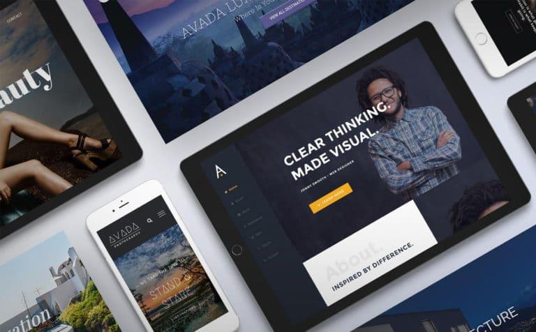 Mejores plantillas WordPress premium