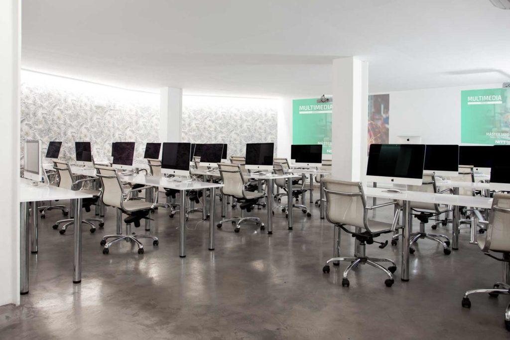 Salas MAC, Escuela de negocios en Zaragoza