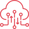 Logo Datos rojo